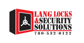 Lang Locks & Security Solutions Logo